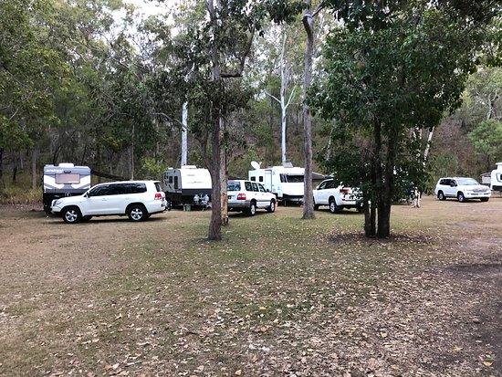 Tannum Sands, Australia: Unpowered sites