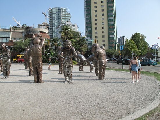 English Bay Beach Vancouver Picture