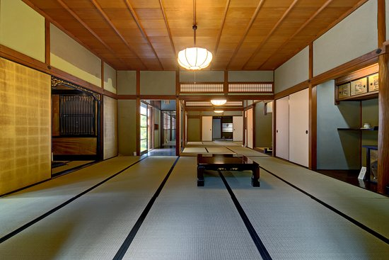 Naramachi Townhouse of Traditional Lifestyle