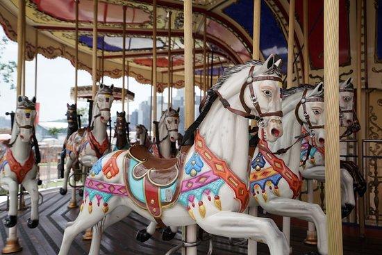 Hong Kong Observation Wheel: New Carousel Ride