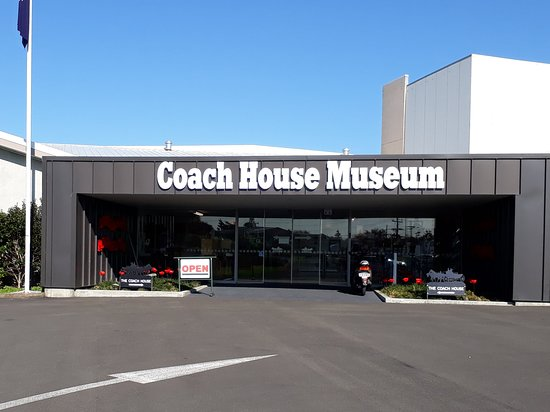 Coach House Museum