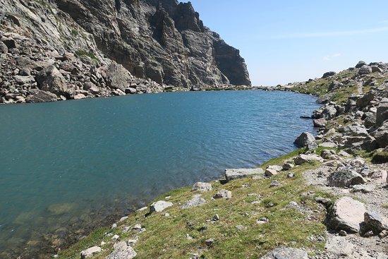 Andrews Glacier Trail