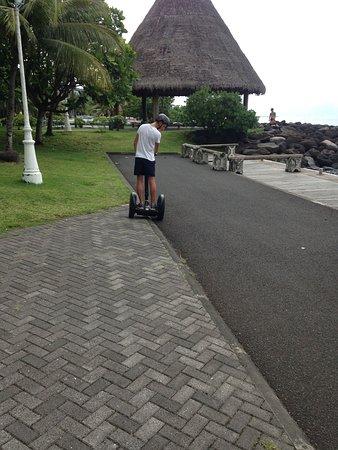 MaevaRide: Technical Segway Tour - Papeete