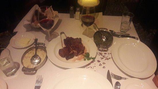 The Capital Grille: Excelente restaurante