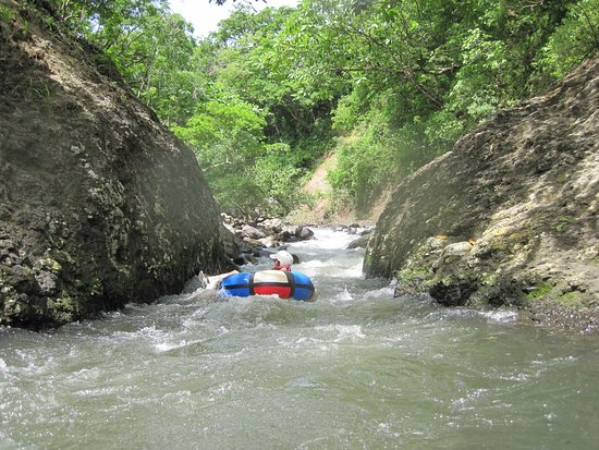Costa Rica Unique Transfers and Tours: Riding the river