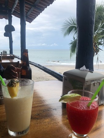 Bar Restaurante Moctezuma: Beautiful view and great food and drinks