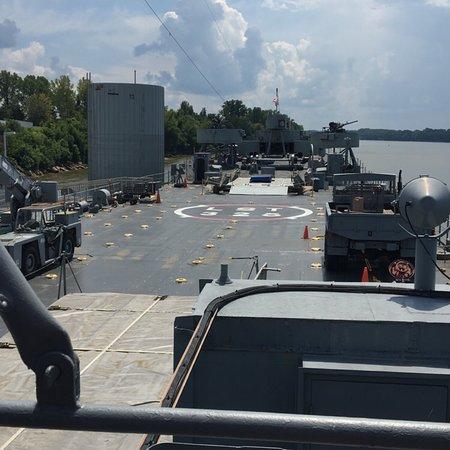 USS LST Ship Memorial 02 - Picture of USS LST Ship Memorial