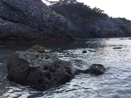 Shikine-jima, Ιαπωνία: 素晴らしい海!