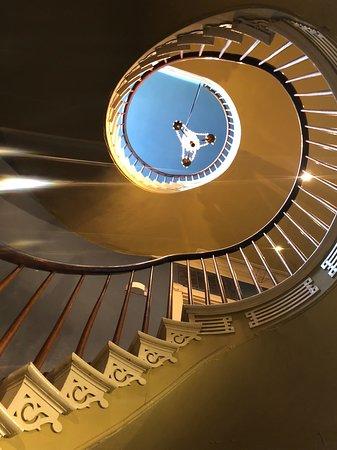 Darrow, LA: Stairwell