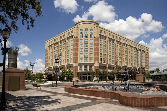 Sugar Land Marriott Town Square