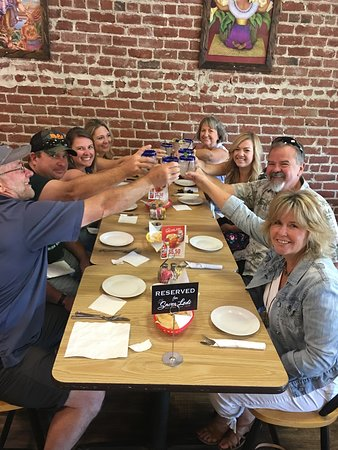 Cheers to margaritas from the voted #1 new restaurant in Lodi.