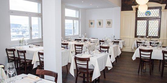 Weiningen, Switzerland: Restaurant