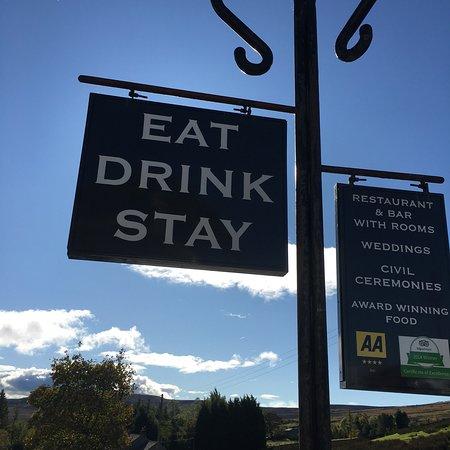Arkengarthdale, UK: Charles Bathurst Inn Restaurant