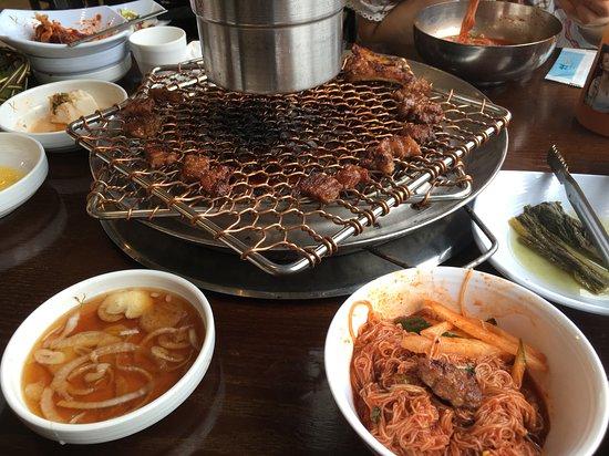 Anyang, Sydkorea: 고기3