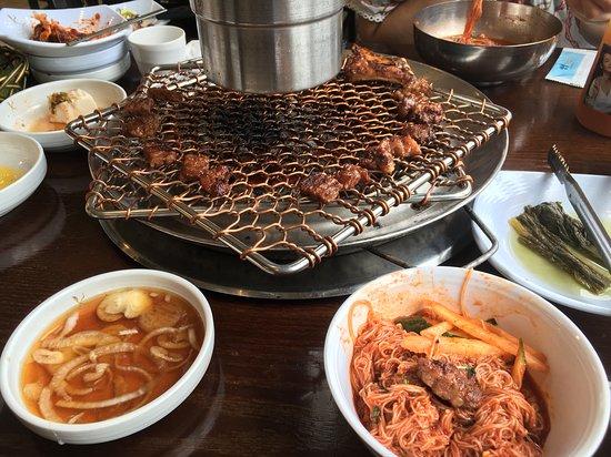 Anyang, Sydkorea: 고기4