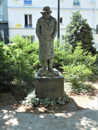 Statue de Chaim Soutine