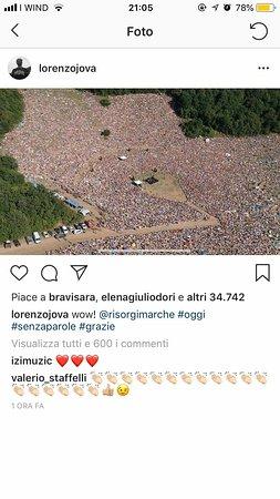 Monte San Vicino : L evento RisorgiMarche 2018