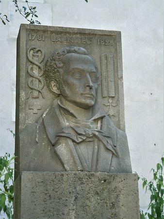 Buste de Rene Laennec