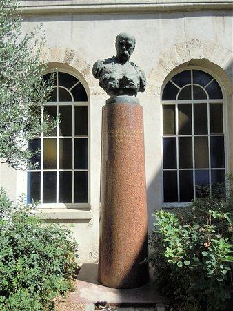 Buste de Taras Chevtchenko