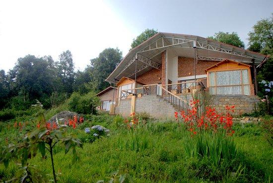 Jhaltola, Ινδία: Oak Suite exteriors