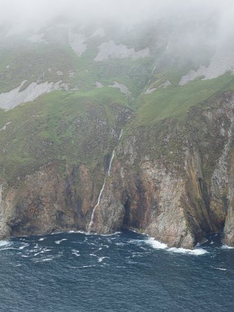 Hidden Gems on the Edge Tour: View from Sliabh Liag cliffs