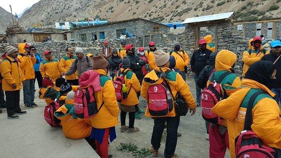 Patan (Lalitpur), Nepál: Kailash Yatri from Nepal Tourism Package