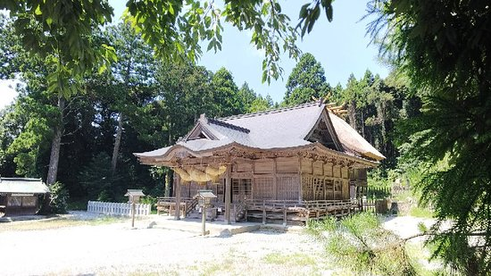 Tamawakasu Mikoto Shrine