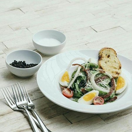 Mezzanine Eatery And Coffee Yogyakarta Region Restaurant Reviews