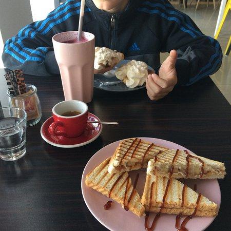 Biala Podlaska, Polandia: Śniadanie