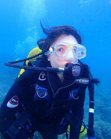 me looks like a fish!