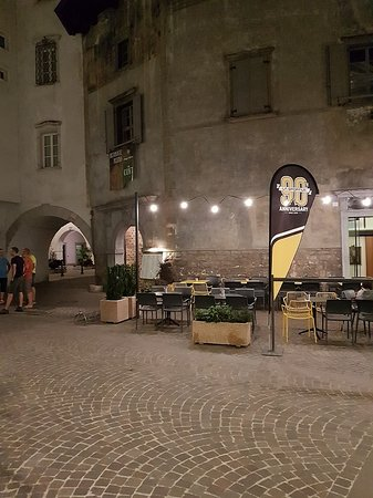 Arco, إيطاليا: entrata ristorante