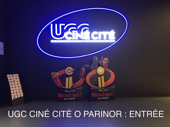 ‪Ugc Cine Cite o Parinor‬