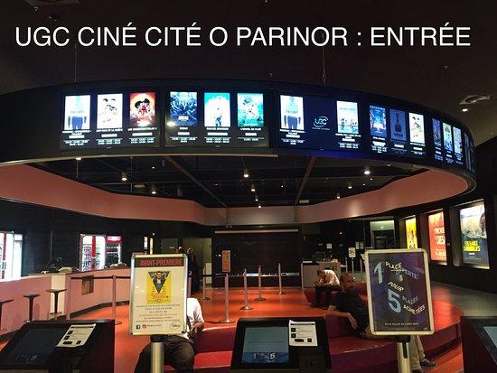Cinema Aulnay Sous Bois Ugc