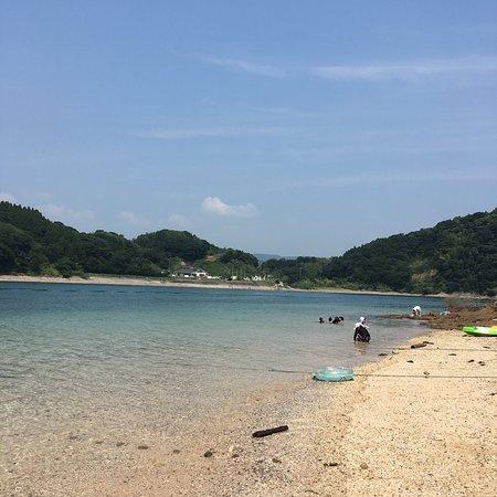 栄松海水浴場