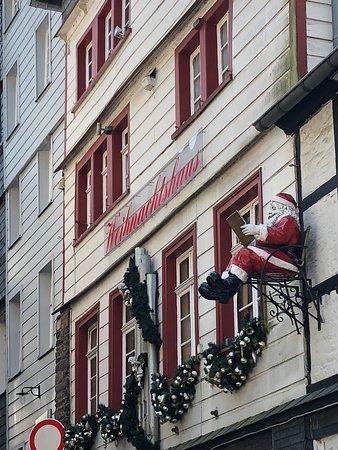 Monschauer Weihnachtshaus