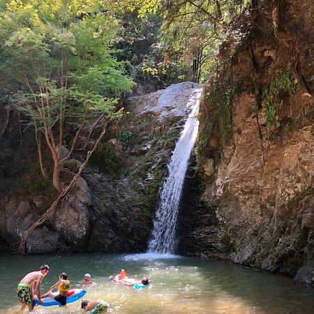 Shirataki Falls