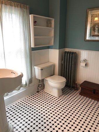 Clinton, Nova York: Flat's Bathroom