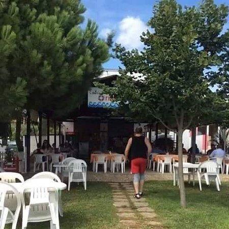 Ormylia, Greece: O Giannis