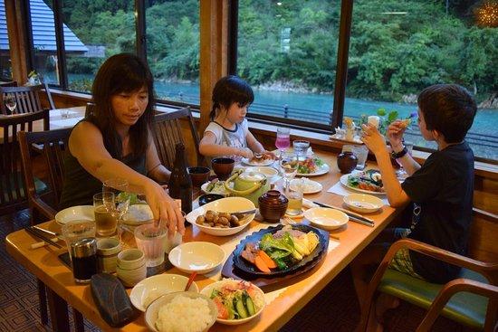 Pension Ashitanomori: The quality of the locally produced food served at Ashitanomori is fantastic