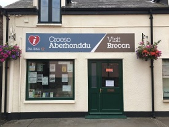 Visit Brecon Tourist Information Centre