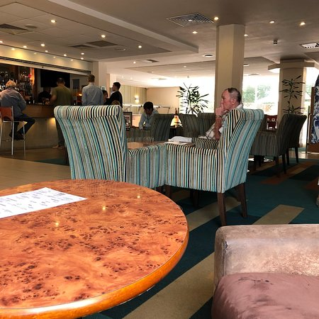 Redhill, UK: Holiday Inn Bristol Airport