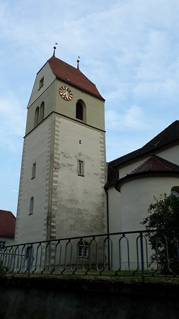 Bodman-Ludwigshafen, Germany: Peter and Paul church, Bodman