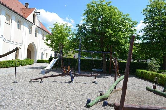Roggenburg, Germany: Für unsere kleinen Gäste