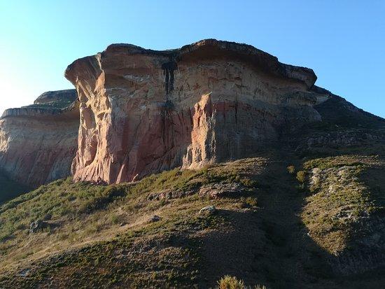 Golden Gate Highlands National Park: Golden gate beauty