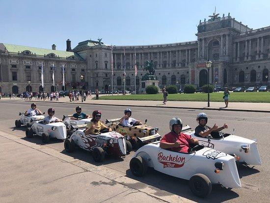 Hotrod Tour Wien