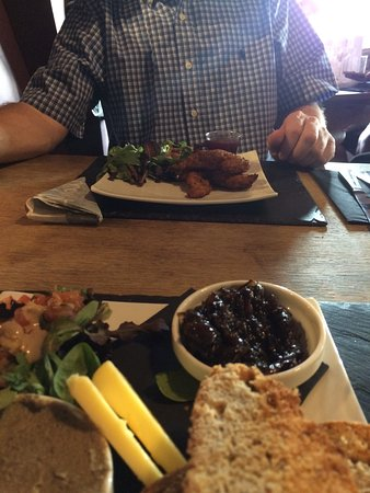 Myddelton Grill On The Square: Starters