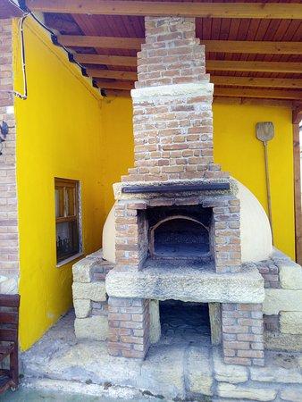 Didymoteicho, Yunani: παραδοσιακος ξυλοφουρνος