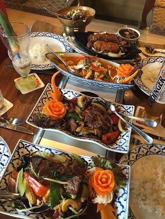 Eschweiler, Jerman: Abendessen der Extraklasse , alle Wünsche werden erfüllt !