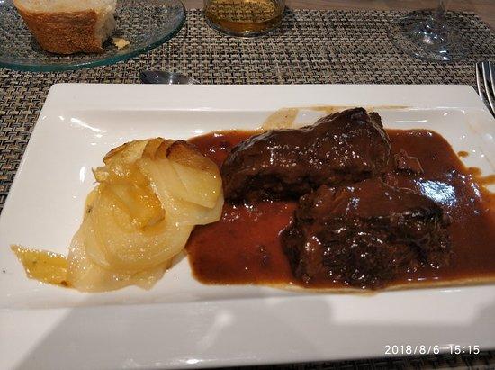 Lumbier, Испания: Restaurante Iru Bide