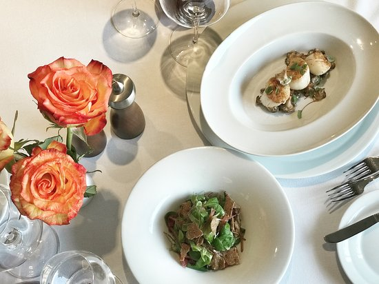 Olivetto: грибное меню